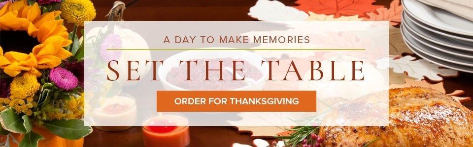 Thanksgiving Flowers Wilmington, NC