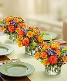 Autumn Sensation Centerpieces