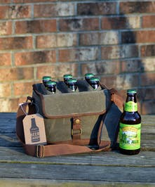 Beer Caddy with Sierra Nevada Pale Ale