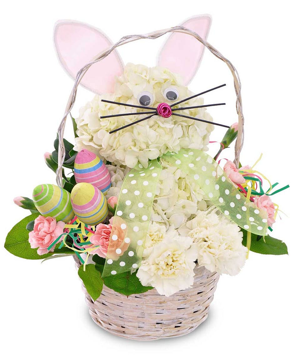 Easter Bunny Bouquet Wilmington Easter Flowers