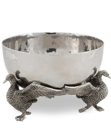 Stainless Steel Goose Bowl