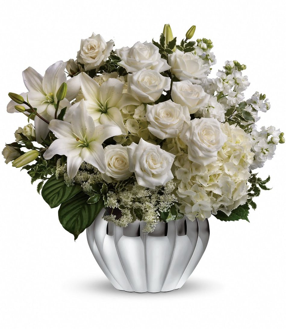 Gift Of Grace Nc Sympathy Flower Delivery