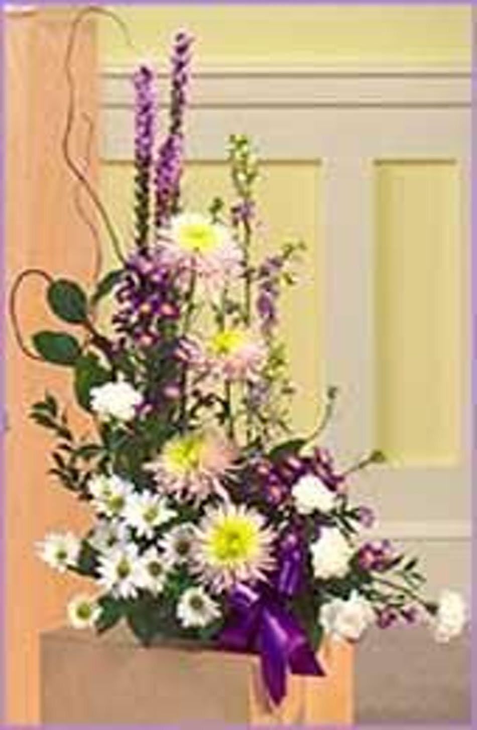 Sentiments stylized funeral arrangement for the home available for nationwide delivery izmirmasajfo
