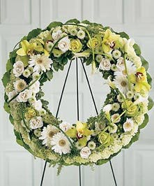 Julia's Wreath of Remembrace
