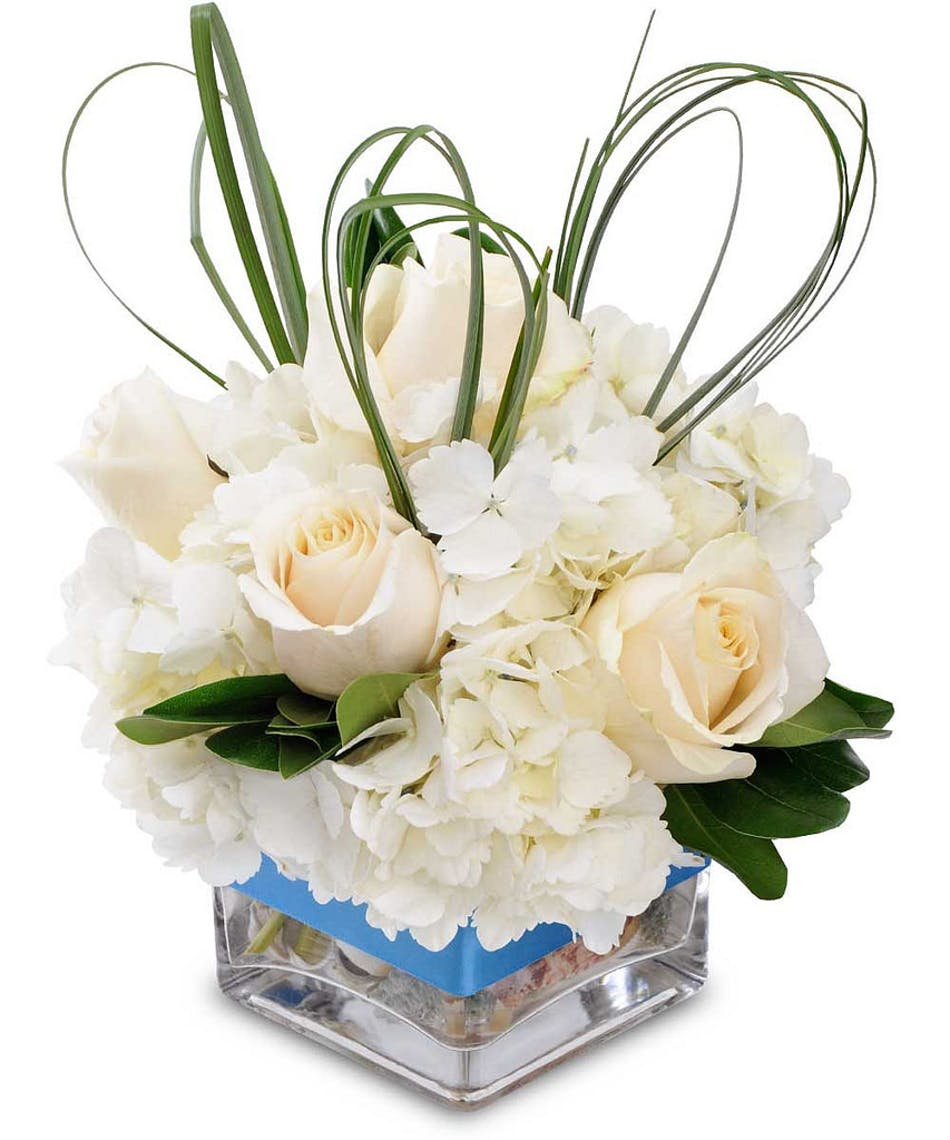Simply Sweet Baby Boy Flowers | Same Day Flower Delivery