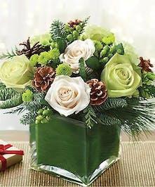 Winter's Wonders Flower Bouquet
