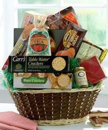 Julia's Deluxe Gourmet Basket