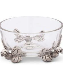 Decorative Honey Bee Bowl