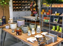 A wide range of pots, vases and clay bowls are available for your next design
